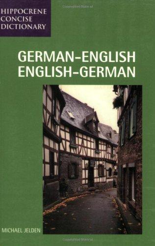 9780781808576: German-English/English-German: Dictionary and Phrasebook
