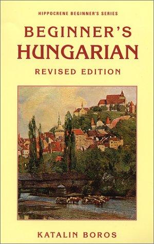 9780781808668: Beginners Hungarian (Hippocrene Beginner's Series)
