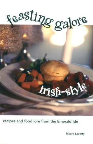 9780781808699: Feasting Galore Irish-Style: Recipes and Food Lore from the Emerald Isle