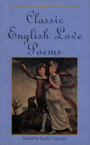 9780781808958: Classic English Love Poems