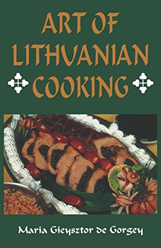 9780781808996: Art of Lithuanian Cooking