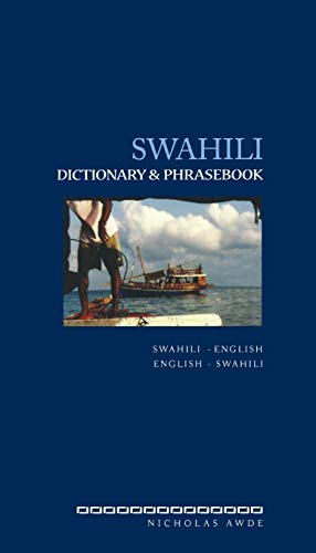 9780781809054: Swahili Dictionary and Phrasebook: Swahili-English English-Swahili