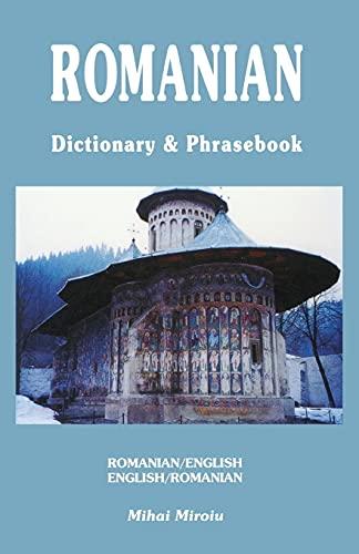 Romanian English, English Romanian: Dictionary & Phrasebook: Mihai Miroiu