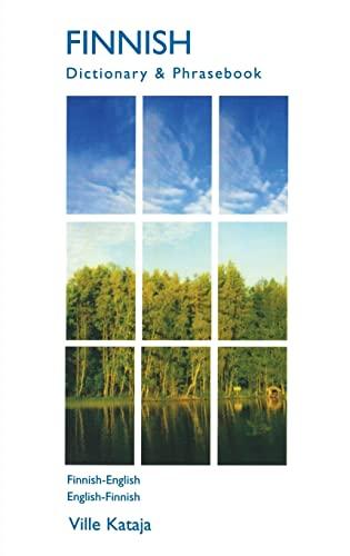 9780781809566: Finnish Dictionary & Phrasebook: Finnish-English/English-Finnish