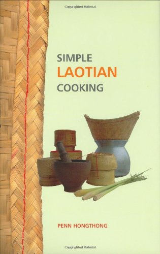 Simple Laotian Cooking (The Hippocrene Cookbook Library)