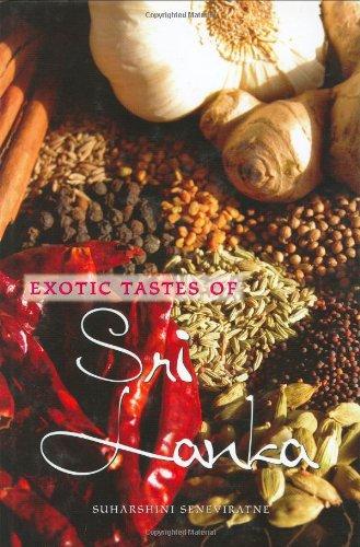 Exotic Tastes of Sri Lanka: Suharshini Seneviratne
