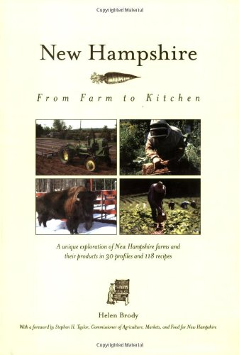 9780781810210: New Hampshire: From Farm to Kitchen