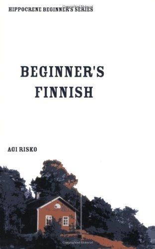9780781810241: Beginner's Finnish (Hippocrene Beginner's)