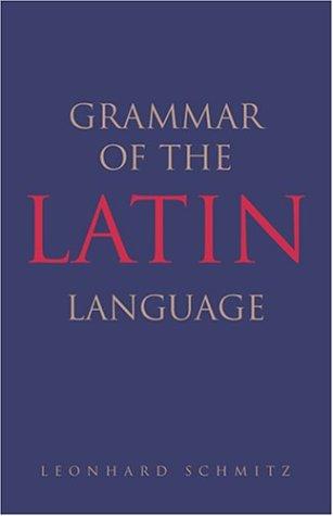 9780781810401: Grammar of the Latin Language (English and Latin Edition)