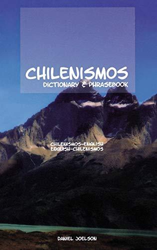 9780781810623: Chilenismos-English/English-Chilenismos Dictionary & Phrasebook