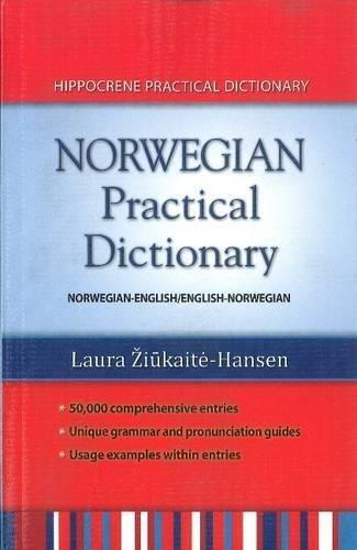 9780781811064: Norwegian-English/English-Norwegian Practical Dictionary (Hippocrene Practical Dictionaries (Hippocrene))