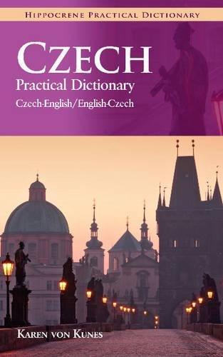 9780781811071: Czech-English/English-Czech Practical Dictionary (Hippocrene Practical Dictionary)