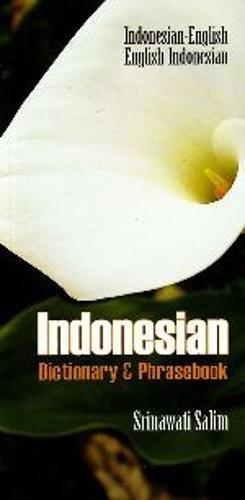 9780781811378: Indonesian Dictionary & Phrasebook: Indonesian-English/English-Indonesian