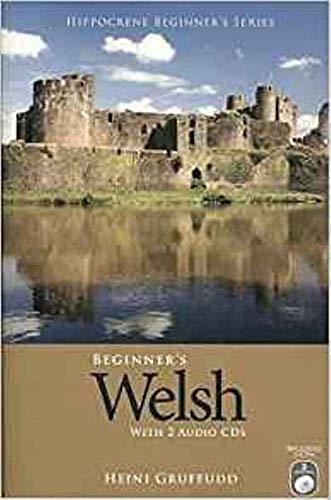 9780781811606: Beginner's Welsh: With 2 Audio Cds (Hippocrene Beginner's)