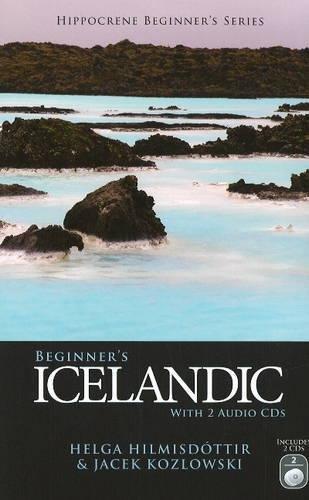 9780781811910: Beginner's Icelandic with 2 Audio CDs (Hippocrene Beginner's)