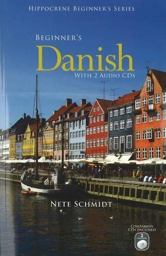 9780781811996: Beginner's Danish with 2 Audio CDs