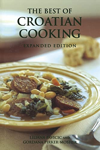 9780781812030: The Best of Croatian Cooking