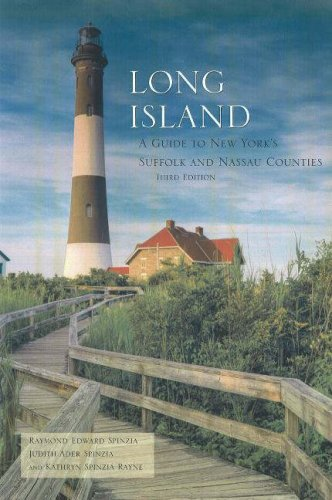 9780781812139: Long Island: A Guide to New York's Suffolk and Nassau Counties