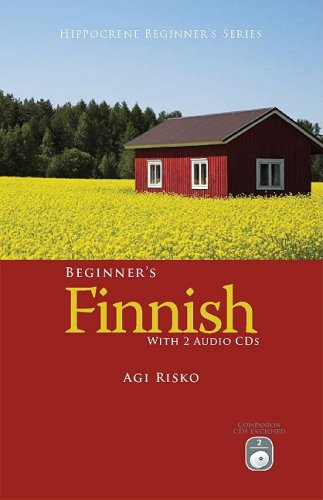 9780781812283: Beginner's Finnish (Hippocrene Beginner's)(w/2 CD's)