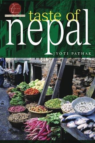 9780781813099: Taste of Nepal (Hippocrene Cookbook Library (Paperback))