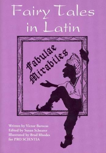 9780781813419: Fairy Tales in Latin: Fabulae Mirabiles