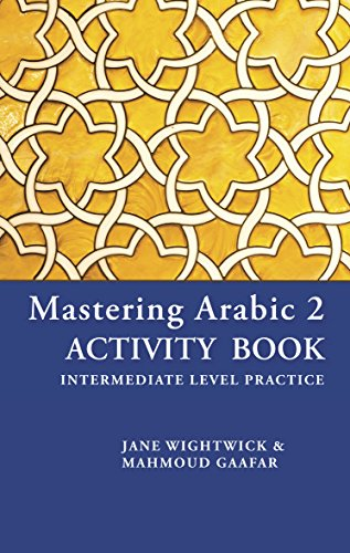 9780781813501: Mastering Arabic 2: Intermediate Level Practice