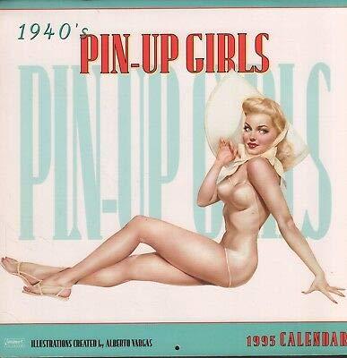 9780781906289: Cal 95: 1940'S Pin-Up Girls