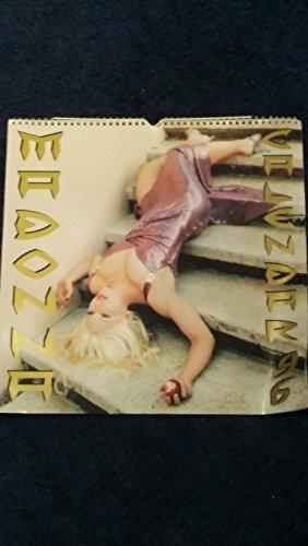 9780781912297: Madonna-1996 Calendar