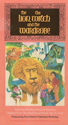 9780782001853: The Lion, the Witch and Wardrobe [VHS]