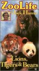 9780782007411: Zoolife: Lions Tigers Bears [VHS]