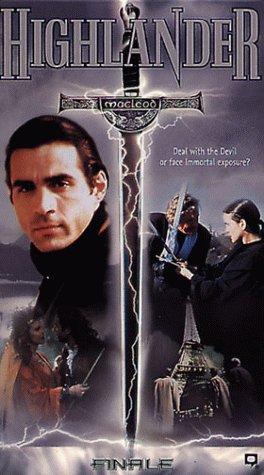 9780782008029: Highlander: Finale [VHS]