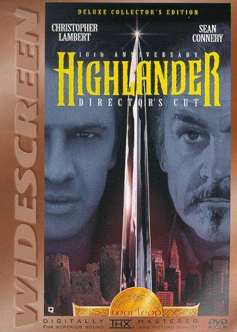 9780782008371: Highlander: Director's Cut 10th Anniversary Edition