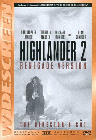 9780782008388: Highlander II: Renegade Version