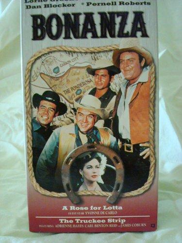 9780782009286: Bonanza: Rose for Lotta/Truckee Strip [VHS]