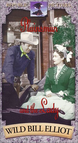 9780782010404: Plainsman and the Lady [VHS]