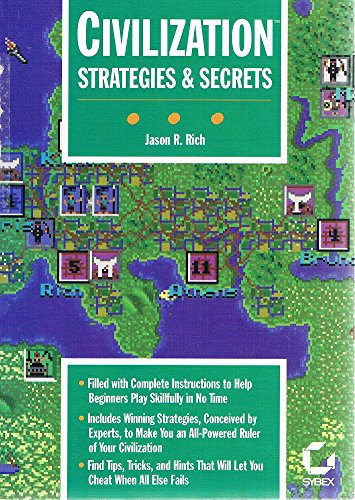 9780782112931: Civilization: Strategies and Secrets