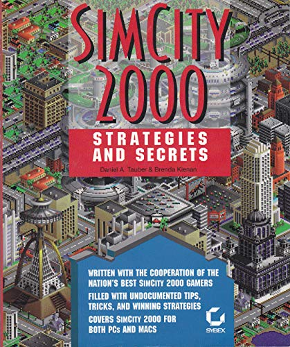 9780782115185: SimCity 2000: The Ultimate City Simulator: Strategies and Secrets
