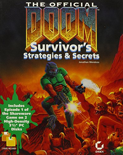 9780782115468: The Official Doom Survivor's Strategies and Secrets