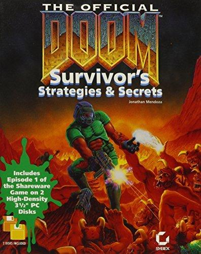 9780782115789: The official Doom survivor's strategies & secrets