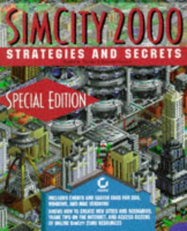 9780782116649: SimCity 2000: Special Edition: Strategies and Secrets