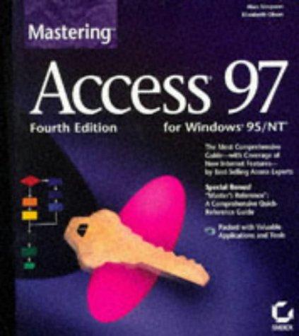 9780782119244: Mastering Access 97