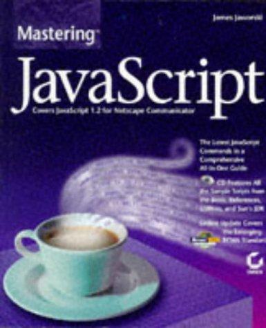 9780782120141: Mastering Javascript