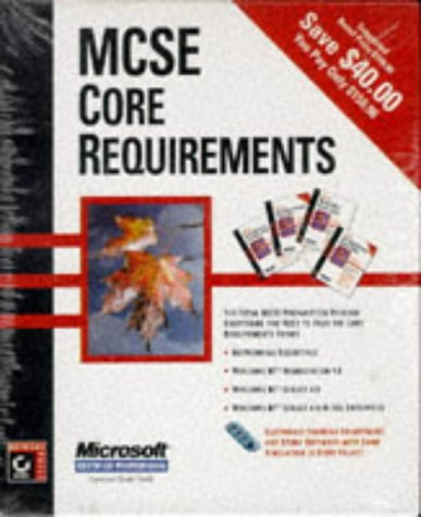 MCSE Core Requirements (0782120164) by Lisa Donald; James Chellis; Charles Perkins; Matthew Strebe
