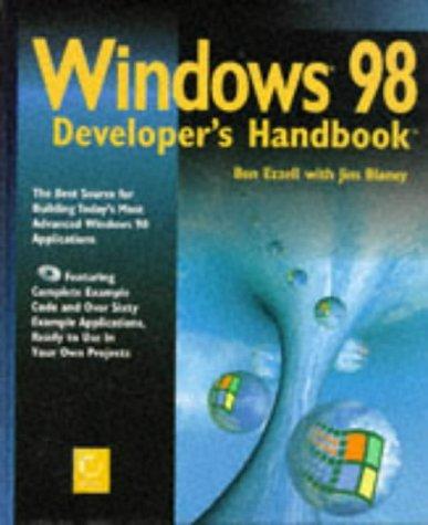 9780782121247: Windows 98 Developer's Handbook