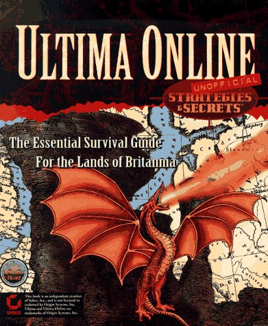 9780782121254: Ultima Online Strategies and Secrets (Unofficial)