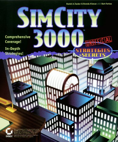 9780782121261: SimCity 3000: Strategies and Secrets (Unofficial) (Strategies & Secrets)