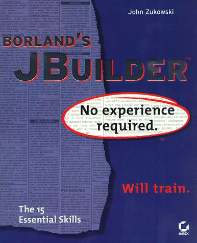 9780782121353: Borland's Jbuilder: No Experience Required (No Experience Required Series)