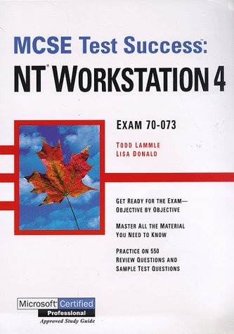 9780782121490: McSe Test Success: Nt Workstation 4
