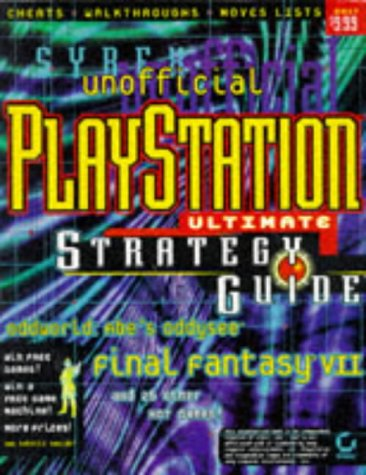 9780782121605: Playstation Ultimate Strategy Guide: Unofficial