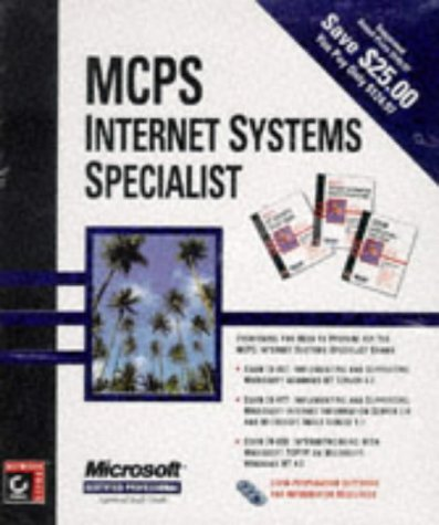 McPs Internet Systems Specialist (0782121764) by Chellis, James; Perkins, Charles; Strebe, Matthew; Lammie, Todd; Lammie, Monica